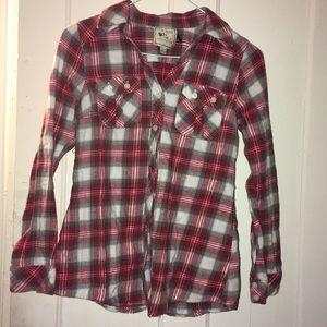 Pink Rose  🥀 Flannel